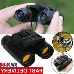 2pc Day Binoculars 30 x 60 Zoom Outdoor Travel Conpact Foldi