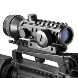 Barska 2X 30 IR Tactical Dot Sight Rifle Scopes, AC11324