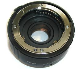 2X Teleconverter Extender for Canon EOS 7D 30D 40D 50D SL1 1