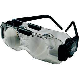 2X COIL TV Magnifying Binocular Glasses