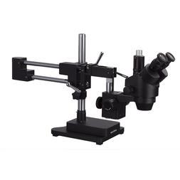 AmScope 3.5X-90X Simul-Focal Trinocular Stereo Zoom Microsco