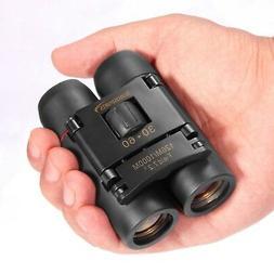 30x60 folding binoculars telescope with low light