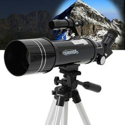 400 x 70 mm Astronomical Monocular Telescope Moon Refractor