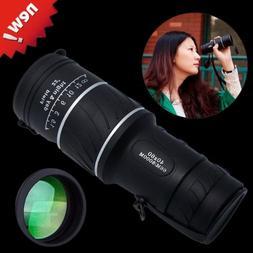 40X60 Super High Power Portable HD OPTICS Night Vision Monoc