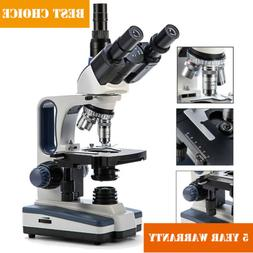 SWIFT SW350B 40X-2500X Compound Microscope Biological Binocu