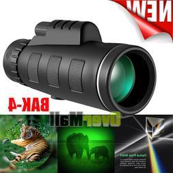40X60 Starscope Binoculars with Night Vision BAK4 Prism High