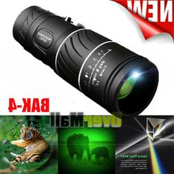 40X60 Binoculars with Night Vision BAK4 Prism High Power Wat