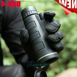40x60 Military Monocular Telescope Night Vision High Power B