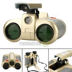 4x 30mm Night Vision Surveillance Scope Binoculars Telescope
