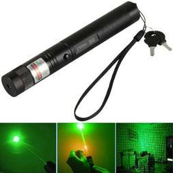 50 Miles High Power Military Laser Pointer Pen Green 532nm B