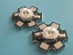 5W High Power LED 2-Chip Double Chip Lamp Bead Infrared IR L