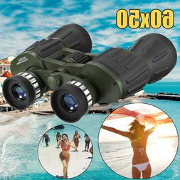 INSMA 60x50 Day/Night Military Zoom Binoculars Telescopes Op