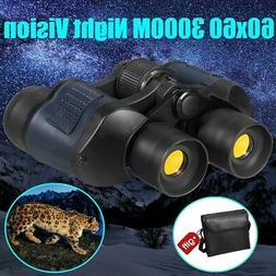 60x60 Binoculars Telescope Night Vision High Definition Trav