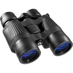Barska 7-21x40 Reverse Porro Zoom Binocular w/ Blue Lens & C