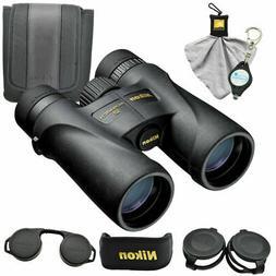 Nikon 7576 MONARCH 5 8x42 Binocular Bundle with Nikon Micro