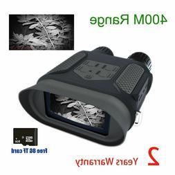 7X31 Infared Digital Hunting Night Vision Binoculars 2.0 LCD