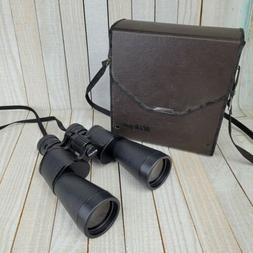 Nikon 7x50 6.2 Owl Action Binoculars With Original Case -MIS