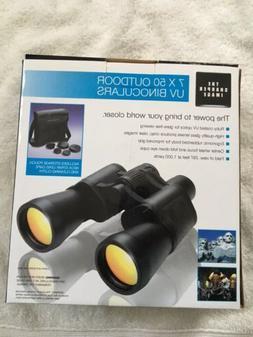 Sharper Image 7x50 Outdoor Binoculars