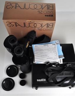 Nikon 7x50 SP Prostar Binoculars Mint in box with case, stra