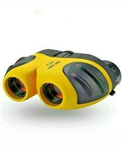 Three Ducks 8 X 21 Kids Binoculars For Children Compact Tele