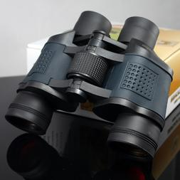 80x80 Binocular Telescope with coordinate High power HD BAK