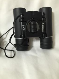 KONUS 8x 21mm Basic Series Binocular Black