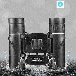 8x21 Mini Lightweight Binocular for Opera Concert Compact Sm