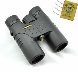 Visionking 8x32 Binoculars BAK4 for Hunting Birding Horse Ra