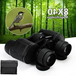 8X40 Zoom Marine Binoculars Telescope  Day Night Vision Bird