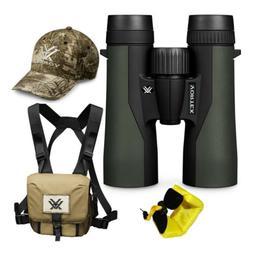 Vortex 8x42 Crossfire HD Roof Prism Binoculars w/Floating St