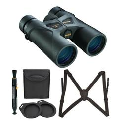 Nikon 8x42 ProStaff 3S Binoculars  with Harness & Lens Clean