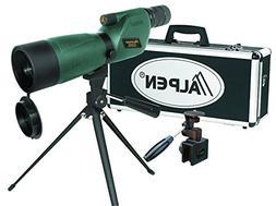 ALPEN 15-45x60 Waterproof Fogproof Spotting Scope Kit