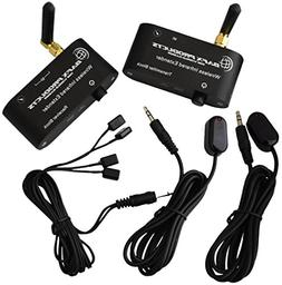 BAFX Products - Wireless IR Repeater Kit/Remote Control Exte