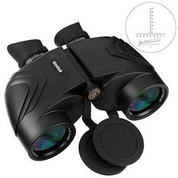 Beileshi 7x50 Binocular Sports Military Optics Scope Waterpr