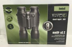 Bushnell LYNX Gen 1 Night Vision Binocular, 2.5x 40mm