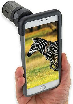 Carson HookUpz iPhone 6 Plus Digiscoping Adapter with 7x18mm