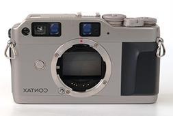 "Contax G1 ""Green Label"" 35mm Rangefinder Film Camera Body"