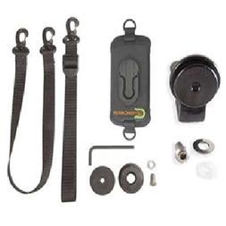 Cotton Carrier Binocular Bracket With StrapShot Holster for