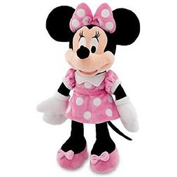 Disney Mickey Mouse Clubhouse Minnie Mouse Plush Toy - Pink