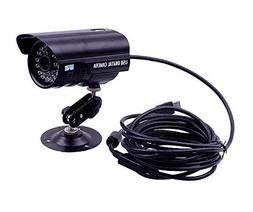 EZCAM USB Digital Bullet CCTV Security Surveillance Camera w