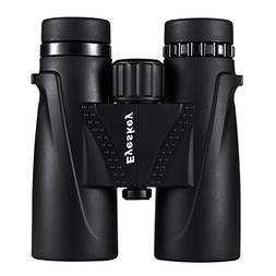 Eyeskey 10X42 Binoculars for Adults and Kids-Prism Film Opti