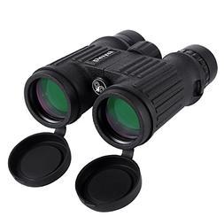 Eyeskey Binoculars for Adults-10X42 Waterproof Hunting Binoc