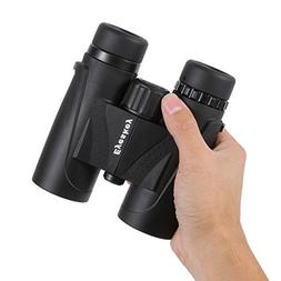 Eyeskey Optics 8X32 Compact Bird Watching Binoculars - Light