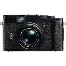 Fujifilm X10 12 MP EXR CMOS Digital Camera with f2.0-f2.8 4x
