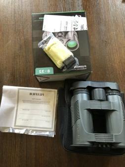 Fujinon - Kf 8 X 32 Binoculars - Gray