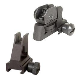Global Military Gear AR-15 Detachable Front and Rear Sight S