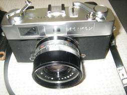 Konica Auto S2 Rangefinder 35mm Film Camera Konica Hexanon 1