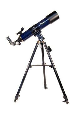 Levenhuk Strike 90 PLUS Refractor Telescope with Accessories
