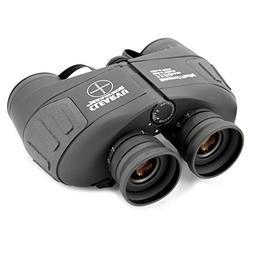 MARATHON BI030034R Waterproof Binocular with Reticle 7x50 M2