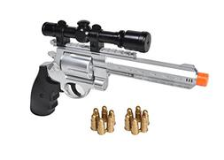 Maxx Action Toy Hunting Pistol with Scope and Working Electr